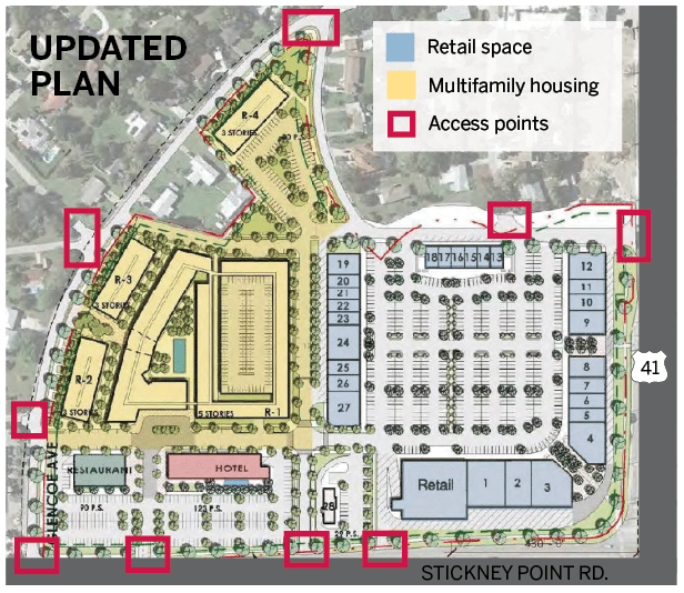 Siesta Promenade Updated Plan